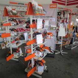 Ausstellung unserer Motorgeräte